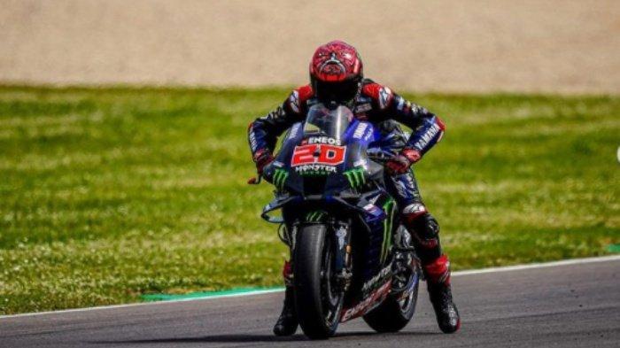 Starting Grid MotoGP 2021 dan Jadwal Race MotoGP Catalunya Hari Ini, Live Trans7, UseeTV, Fox Sports
