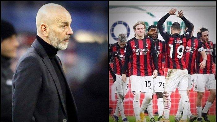 Liga Italia: AS Roma vs AC Milan, Rossoneri dalam Masalah, Pioli Dibayangi Permainan Buruk Ibra Cs