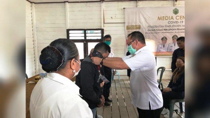 Pemkab Mahulu Turunkan 23 Tim Verifikasi Data Agar Bantuan Terdampak Corona Tepat Sasaran