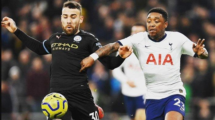 Hasil Liga Inggris, Debut Steven Bergwijn di Tottenham Bikin Jose Mourinho Pecundangi Pep Guardiola