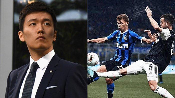 Amarah Presiden Inter Milan Steven Zhang, Sebut Petinggi Liga Italia Badut Memalukan Karena Ini