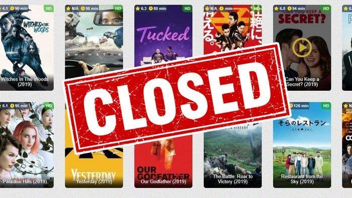 STOP MULAI 1 JANUARI 2020, IndoXXI Situs Streaming Film Pamit Sebut Demi Kebaikan Bersama