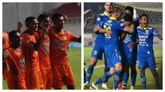 Link Live Streaming Borneo FC vs Persib Misi Maung Bandung Amankan Diri dari Jerat Degradasi