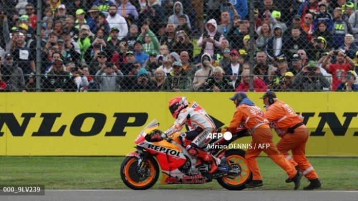 UPDATE Jadwal MotoGP 2021 & Jam Tayang Trans7, Tonton GP Spanyol via Streaming TV Online