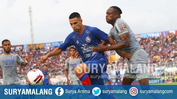 Fakta-fakta di Balik Laga Arema FC vs Persib, Aremania Sempat Akan Kawal Pemain Maung Bandung