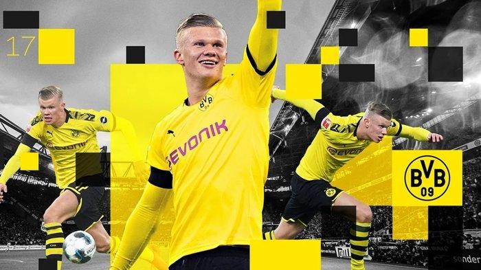Hasil Bundesliga, Erling Haaland Bawa Dortmund Berpesta, Dekati Bayern di Klasemen Liga Jerman
