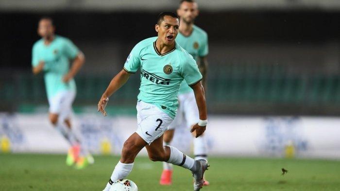 Update Liga Italia, Inter Milan Singkirkan Sanchez, Inzaghi Lirik The Next Cavani Penghancur Barca