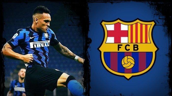 Pilihan Bomber Inter Milan Bikin Barcelona Gigit Jari, Kompatriot Messi Luluh Rp85 Miliar Per Tahun?