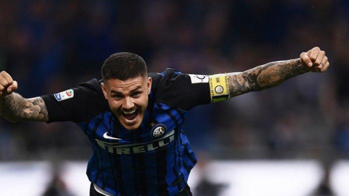 Terungkap, Napoli Pakai Cara Ini Untuk Meyakinkan Penyerang Inter Milan Mauro Icardi