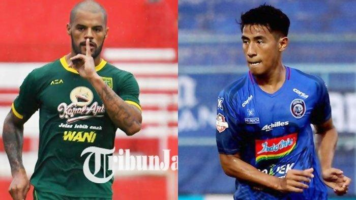 Usir Bosan di Rumah, Penyerang Persebaya Main Game Bareng Bonek, Pemain Arema FC Pilih Baca Buku