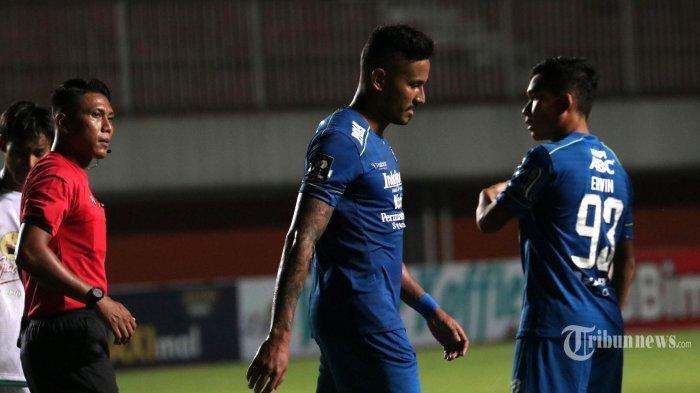 Striker Persib Wander Luiz Terancam Absen 3 Bulan, Rene Alberts Beberkan Kondisi Cederanya