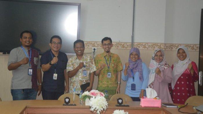 STIE Madani Studi Banding ke Poltekba, Ingin Tahu Sistem Penjaminan Mutu Internal Kampus
