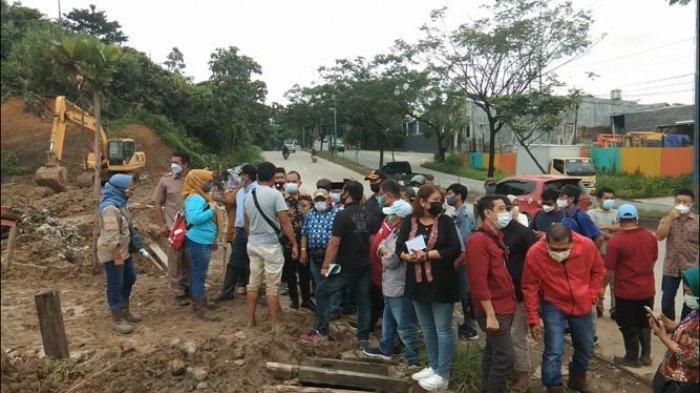 Diduga Jadi Penyebab Banjir, DPRD Samarinda Minta Kejelasan Izin Pergudangan di Jalan P Suryanata