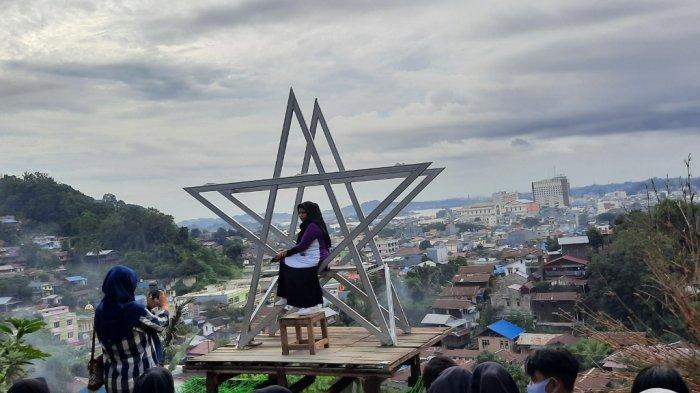Puncak Dabo Samarinda, Destinasi Wisata yang Mulai Ramai ...
