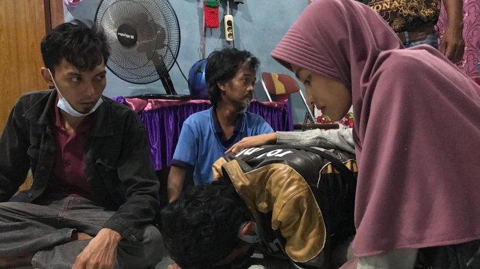 Seorang Warga Tarakan Ditemukan Tewas Tergantung, Kakak Korban Ungkap Sang Adik Orang yang Ceria