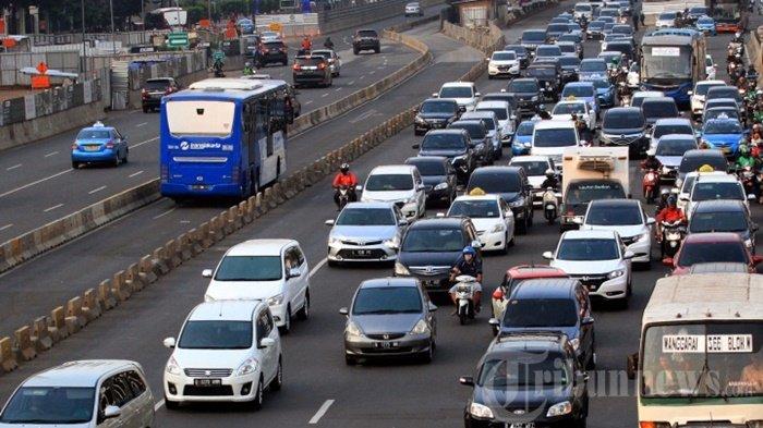 Ditinggal Warganya Mudik Lebaran, Begini Sepinya Ibu Kota Jakarta