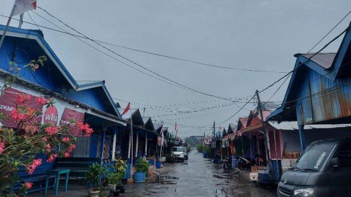 Prakiraan Cuaca Rabu 15 September 2021, Kota Bontang Berpotensi Diguyur Hujan Disertai Petir