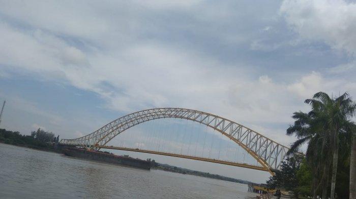 Ingin Kurangi Beban Jembatan Kutai Kartanegara, Dinas PU  Akan Bangun Jembatan Lagi, Ini Lokasinya
