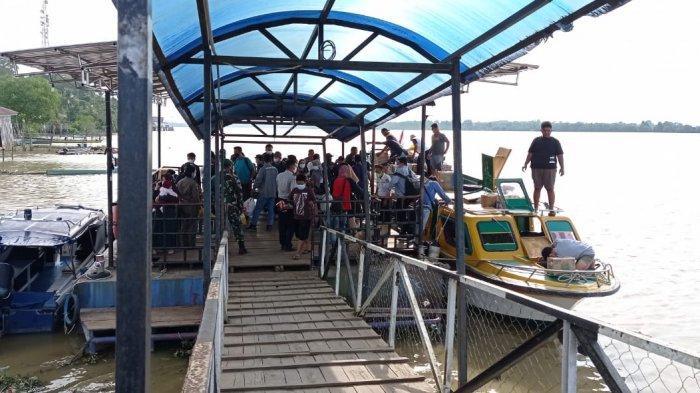 Larangan Mudik Lebaran 2021, Pengusaha Speedboat Minta Pemerintah KTT Izinkan Muat Logistik