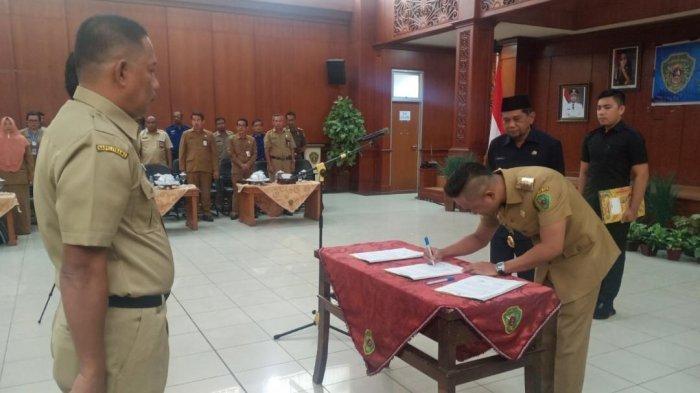 Bupati PPU Abdul Gafur Masud Tegaskan Pejabat tak Sinergi dan Patuh Sama Kadis Harus Dipangkas