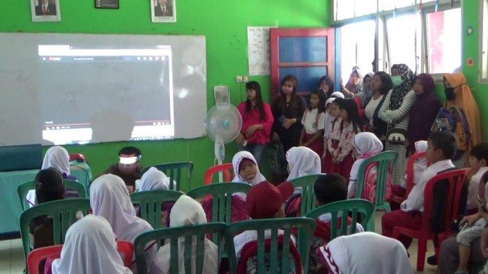 Jumlah Pendaftar PBDB  Membludak, SD 011 Samarinda Kekurangan Ruang Kelas
