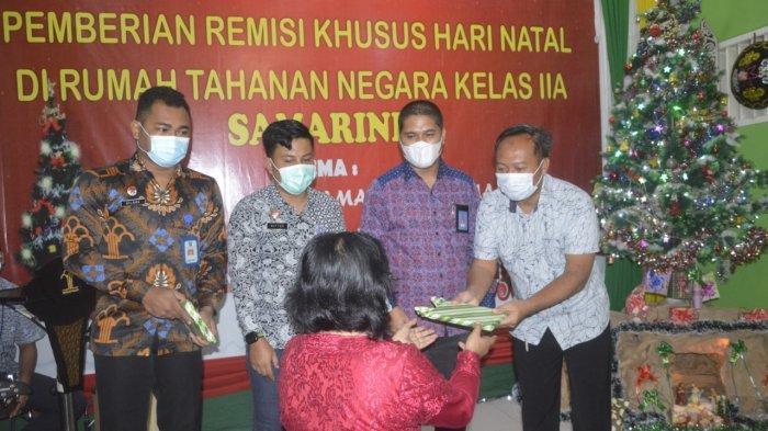 310 Warga Binaan Pemasyarakatan di Kalimantan Timur dan Kaltara Dapat Keringanan Masa Hukuman