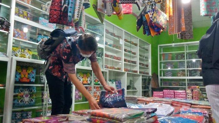Berkah Perhelatan MTQ ke 42 Kaltim di Bontang, Pedagan Khas Oleh-oleh Dapat Omset Rp 700 Ribu/Hari
