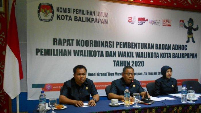 Pendaftaran PPK/PPS Dibuka, KPU Balikpapan Minta Masukan, Ini Beberapa Syarat yang Memberatkan
