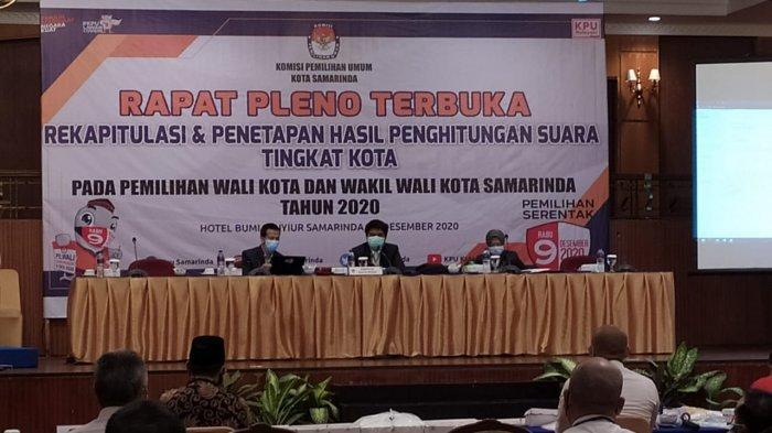 Update Pilkada Samarinda, Bocor Chat Diduga Grup WhatsApp Zairin-Sarwono, Klarifikasi Tim Paslon 03