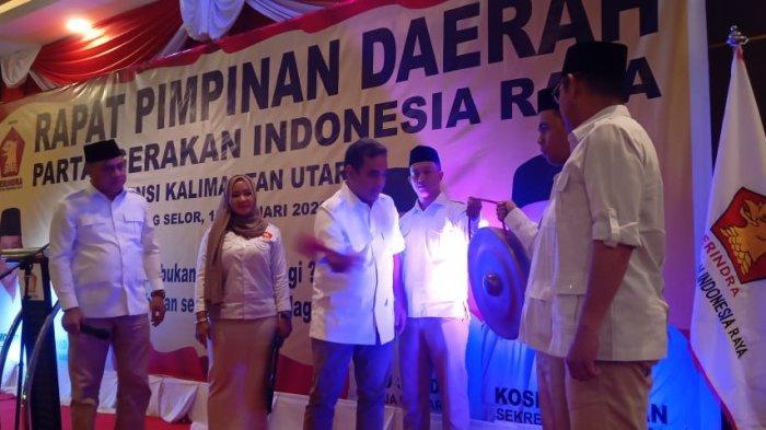 Gerindra Kalimantan Utara Rahasiakan Balon Kepala Daerah yang Direkomendasikan ke DPP
