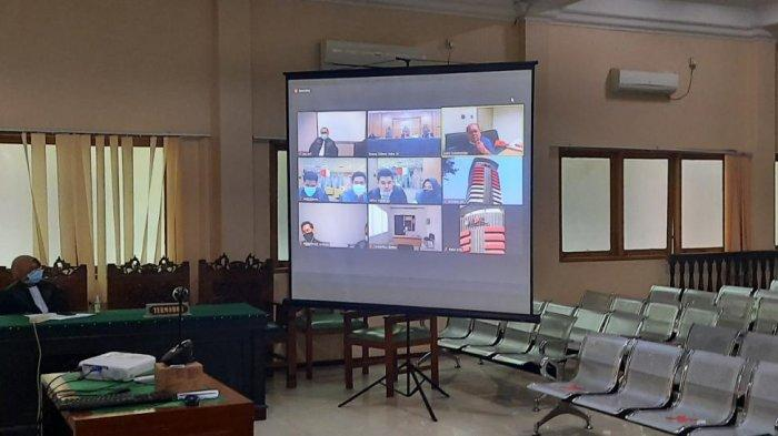 Sidang Dugaan Suap, Tujuan Uang Diberi ke Bupati Ismunandar, Proyek Pemkab Digarap Aditya Maharani