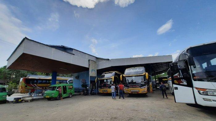 Calon Penumpang di Samarinda Sayangkan Adanya Pelarangan MudikJelang Lebaran