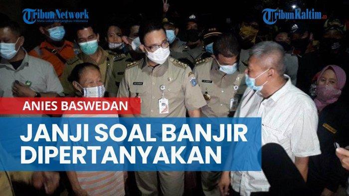 Karawang Banjir, Gelap hingga Susah Sinyal! Anies Baswedan Sebut Banjir Jakarta Kiriman dari Depok