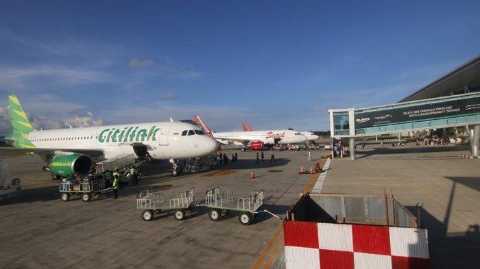 Bandara APTP Samarinda Kembali Dibuka Hari Ini 16 Desember, 4 Hari Lagi Semua Penerbangan Beroperasi