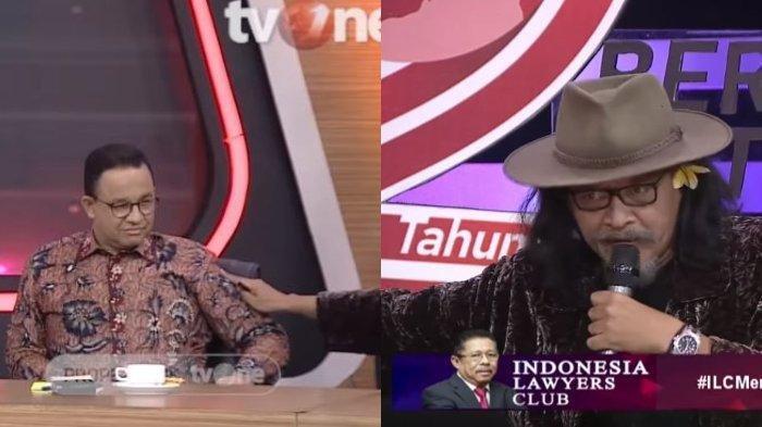 Penghina Anies Baswedan Bebas, Sudjiwo Tedjo: Tak Ada Keadilan, Rocky Gerung Sebut Risma Suka Bully
