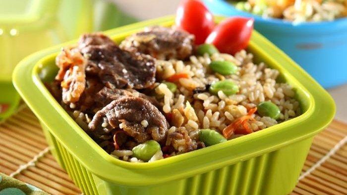 Resep Sukiyaki Fried Rice, Menu Sarapan ala Restoran yang Hadir di Rumah, Yummy!
