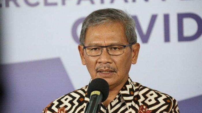 Achmad Yurianto Beber Fakta Mengejutkan di Jawa Timur, Sorot Jumlah Tes Spesimen di Wilayah Khofifah