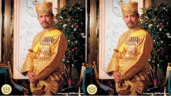 Kekayannya Sultan Brunei Melebihi Raja Saudi, Intip Kehidupan Mewah Keluarganya