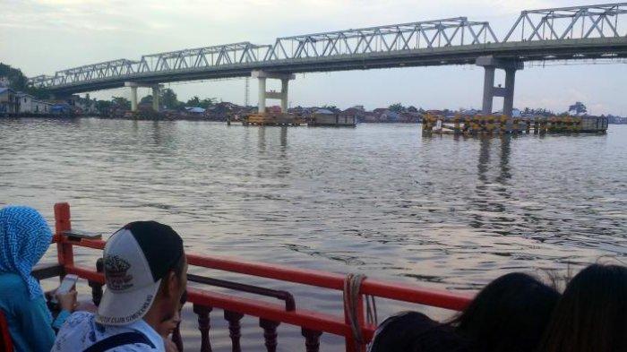 Demi Masa Depan, Indonesia dan Belanda Rancang Terowongan Bawah Air Kapuas