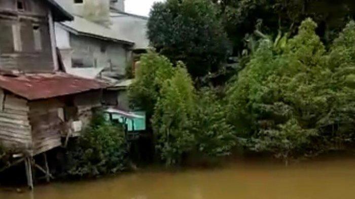 Lompat dari Jembatan untuk Berenang di Sungai, Bocah SD di Bengalon Kutim Diterkam Buaya