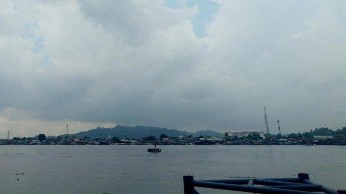 Air Bangai Sungai Mahakam Sebabkan Produksi IPA Perumdam Tirta Kencana Samarinda tak Bisa Maksimal