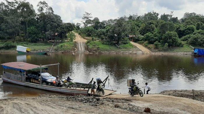 Berubah Posisi, Pembangunan Jembatan Sungai Ratah di Mahakam Ulu Dialihkan Tahun Depan 2021