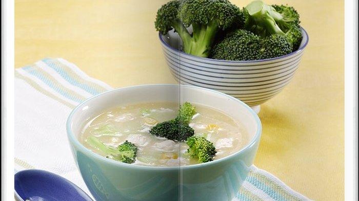 Cara Bikin Sup Jagung Brokoli Super Enak, Menu Sarapan Sehat untuk Keluarga Tercinta