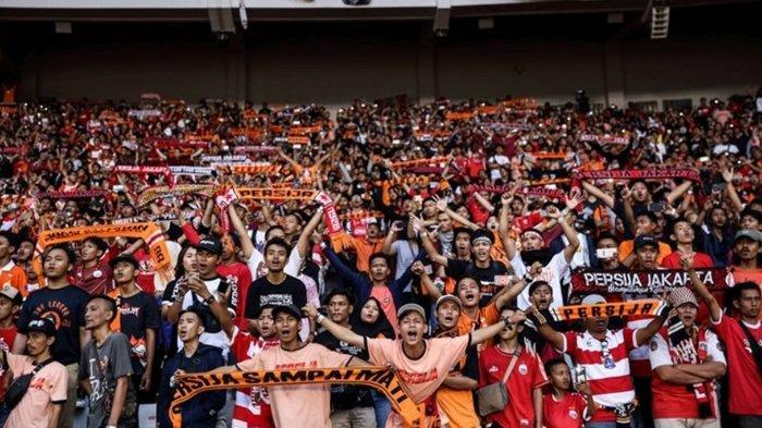 KABAR GEMBIRA Arahan Presiden Jokowi, PT LIB Siapkan Skema Pertandingan Liga 1 Dihadiri Penonton