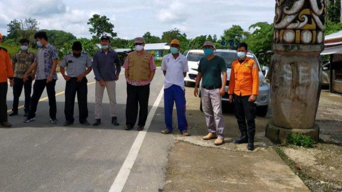 Jubir Satgas Covid-19 Kaltara Gratiskan Rapid Antigen di Pos Perbatasan Kaltim Kalimantan Utara