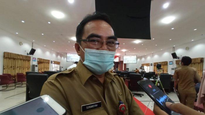 Plh Gubernur Kaltara Sebut Pelantikan Zainal-Yansen Disaksikan Secara Virtual di Gedung Gadis