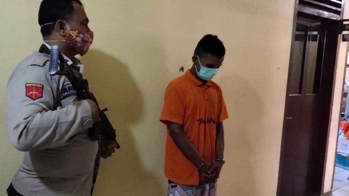 Promosikan Barang Hasil Curian, Residivis Kembali Ditangkap Polsek Samarinda Seberang