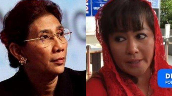 Akibat Sorot Abu Janda, Susi Pudjiastuti Juga Diserang Dewi Tanjung, Respon Eks Menteri KKP Menarik
