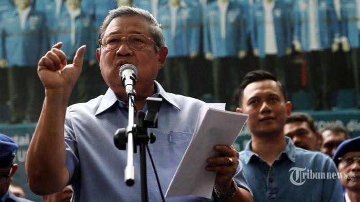 SBY Blak-blakan Soal Proses Pergantian Kapolri, Ada yang Coba Intervensi via SMS