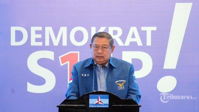 SBY Sadar tak Bisa Imbangi Koalisi Jokowi, Kader Demokrat Diminta Lakukan Hal Ini